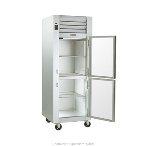 Traulsen G1100- Reach-in Display Refrigerator 1 section