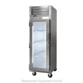 Traulsen G17002P Refrigerator, Pass-Thru
