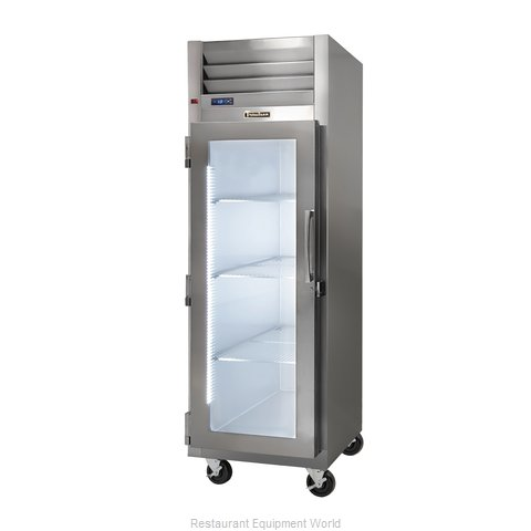 Traulsen G17015PR Refrigerator, Pass-Thru