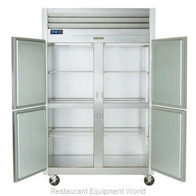 Traulsen G20002R Reach-in Refrigerator 2 sections