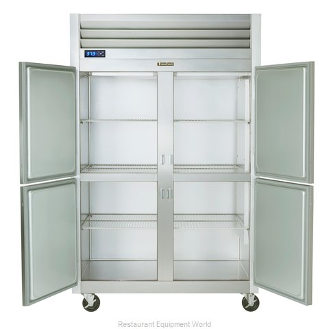 Traulsen G20100 Reach-in Refrigerator 2 sections