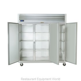 Traulsen G31002R Reach-In Freezer 3 sections