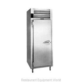 Traulsen RCV132W-FHS Refrigerator Freezer, Convertible
