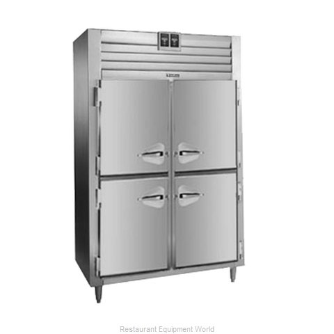 Traulsen RDH232W-HHS Refrigerated/Heated Cabinet, Dual Temp