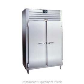 Traulsen RDH232WUT-FHS Refrigerated/Heated Cabinet, Dual Temp