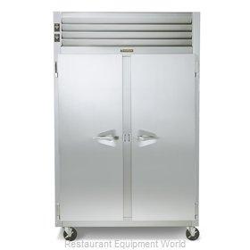 Traulsen RDT232D-FHS Refrigerator Freezer, Reach-In