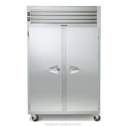 Traulsen RDT232WUT-FHS Reach-In Dual Temp Cabinet self-contained