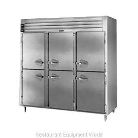 Traulsen RDT332NUT-HHS Refrigerator Freezer, Reach-In