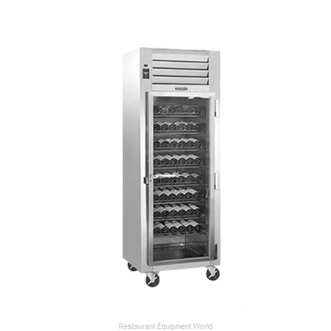Traulsen RH126W-WR01 Refrigerator, Wine, Reach-In