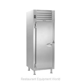 Traulsen RH232NP-COR01 Pass-Thru Refrigerator 2 sections