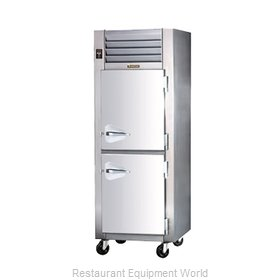Traulsen RHF132WP-HHG Heated Cabinet, Pass-Thru