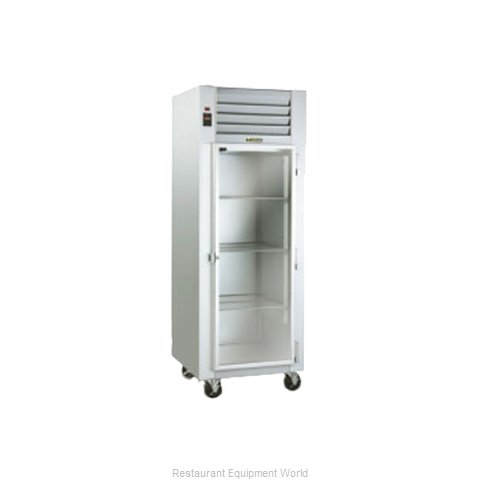 Traulsen RHT126WP-HHG Pass-Thru Display Refrigerator 1 section (Magnified)
