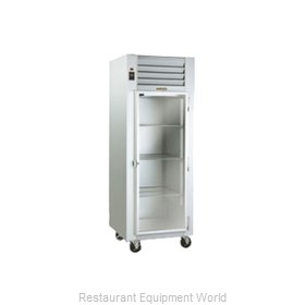 Traulsen RHT126WP-HHG Pass-Thru Display Refrigerator 1 section