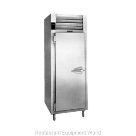 Traulsen RHT126WPUT-FHS Pass-Thru Refrigerator 1 section