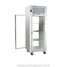 Traulsen RHT132NP-FHG Refrigerator, Pass-Thru