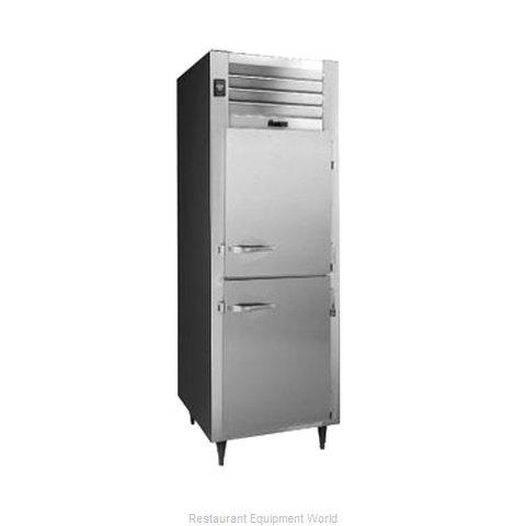 Traulsen RHT132NPUT-HHG Refrigerator, Pass-Thru