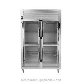 Traulsen RHT232NP-HHG Refrigerator, Pass-Thru