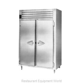 Traulsen RHT232NPUT-FHS Pass-Thru Refrigerator 2 sections