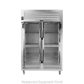 Traulsen RHT232NPUT-HHG Refrigerator, Pass-Thru