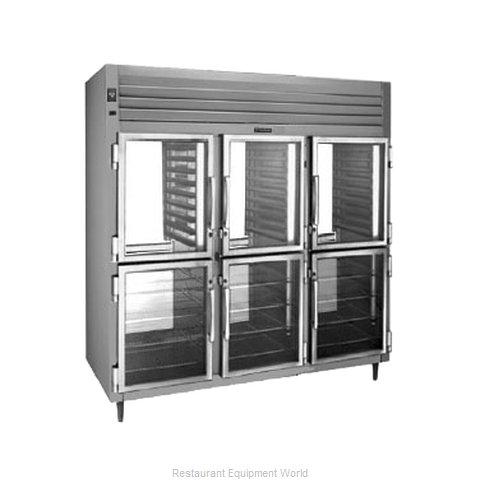 Traulsen RHT332WP-HHG Refrigerator, Pass-Thru