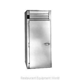 Traulsen RIH132LP-FHS Heated Cabinet, Roll-Thru