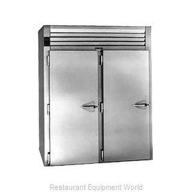 Traulsen RIH232LP-FHS Heated Cabinet, Roll-Thru