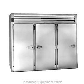Traulsen RIH332LP-FHS Heated Cabinet, Roll-Thru