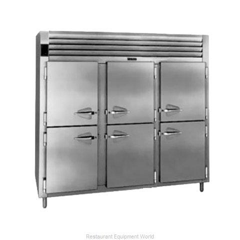 Traulsen RLT332W-HHS Freezer, Reach-In