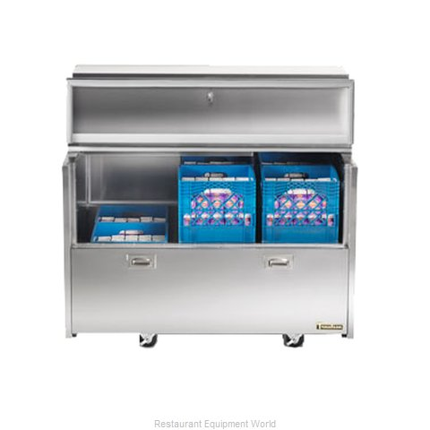 Traulsen RMC49S6 Milk Cooler / Station