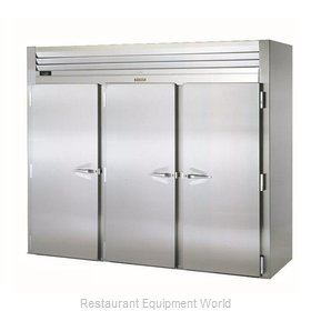 Traulsen RRI332HUT-FHS Roll-in Refrigerator 3 sections