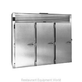 Traulsen RRI332L-FHS Refrigerator, Roll-In