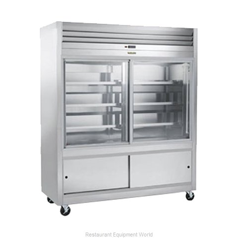 Traulsen RS332N-1 Display Case Refrigerated Deli