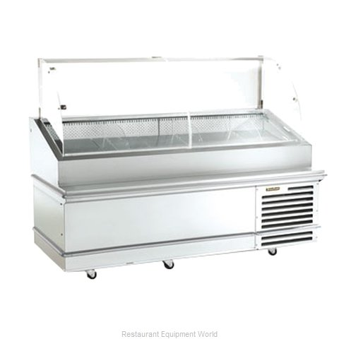 Traulsen TD078HT-1 Display Case, Deli Seafood / Poultry