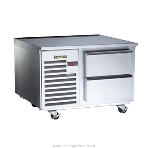 Traulsen TE036HR Refrigerated Counter Griddle Stand