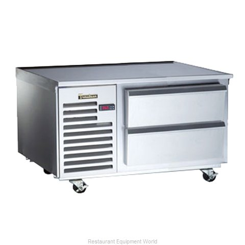 Traulsen TE048HR Refrigerated Counter Griddle Stand