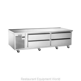 Traulsen TE048LT Equipment Stand, Freezer Base