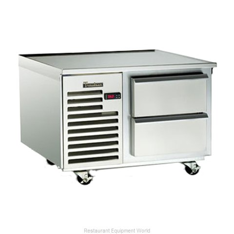 Traulsen TE060HT Refrigerated Counter Griddle Stand