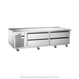 Traulsen TE060LT Equipment Stand, Freezer Base