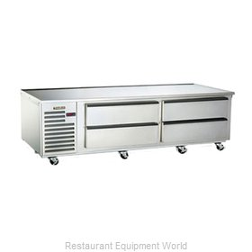 Traulsen TE072HT Equipment Stand, Refrigerated Base