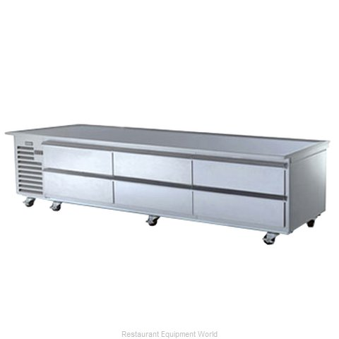 Traulsen TE096HR Equipment Stand, Refrigerated Base