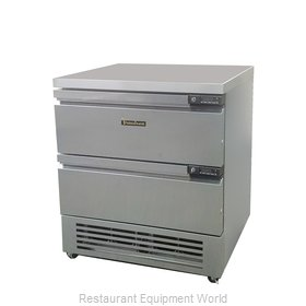 Traulsen TF031D3 Equipment Stand, Refrigerated / Freezer Base