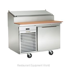 Traulsen TS048HR Refrigerated Counter, Pizza Prep Table
