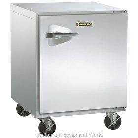 Traulsen UHT32-L-SB Refrigerator, Undercounter, Reach-In