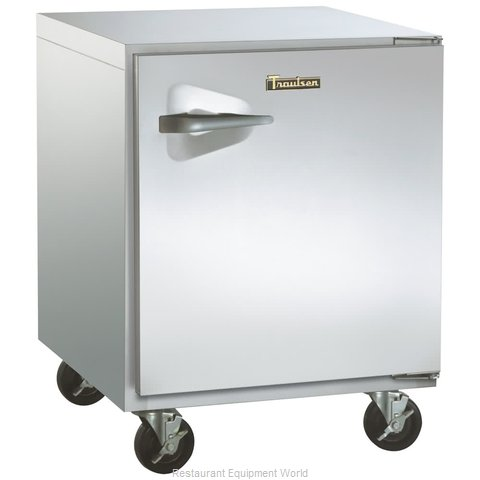 Traulsen UHT32-L Refrigerator, Undercounter, Reach-In (Magnified)