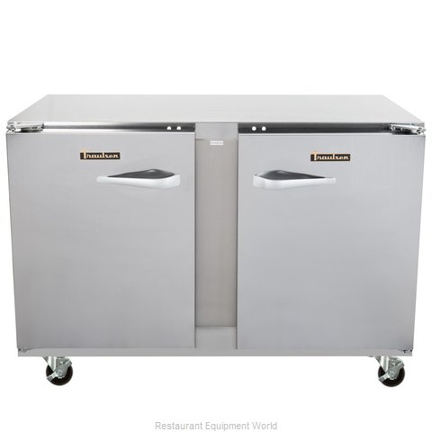 Traulsen UHT48-RR Refrigerator (Magnified)
