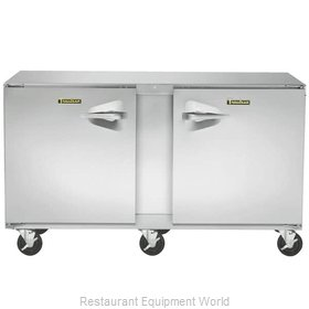 Traulsen UHT60-LL Refrigerator, Undercounter, Reach-In