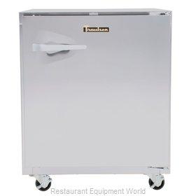 Traulsen ULT27-L-SB Freezer, Undercounter, Reach-In