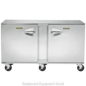 Traulsen ULT60-RR-SB Freezer, Undercounter, Reach-In