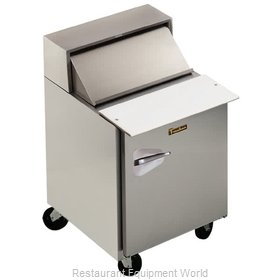 Traulsen UPT276-L-SB Refrigerated Counter, Sandwich / Salad Top