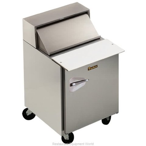 Traulsen UPT276-L Refrigerated Counter, Sandwich / Salad Top